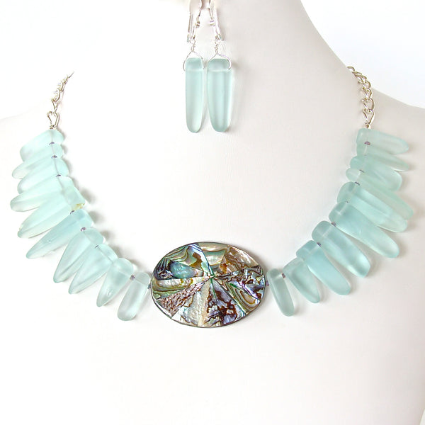 Summer Statement Necklace Set