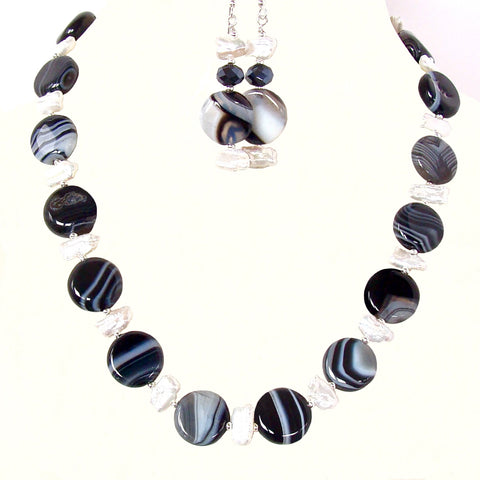 gemini gemstone necklace