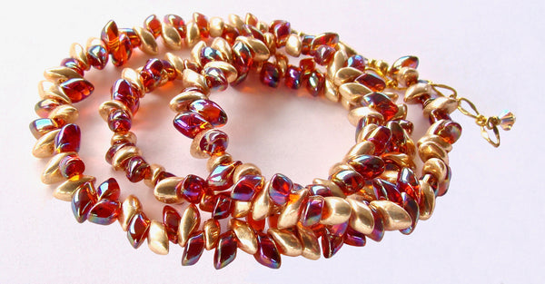wrap around beaded bracelet