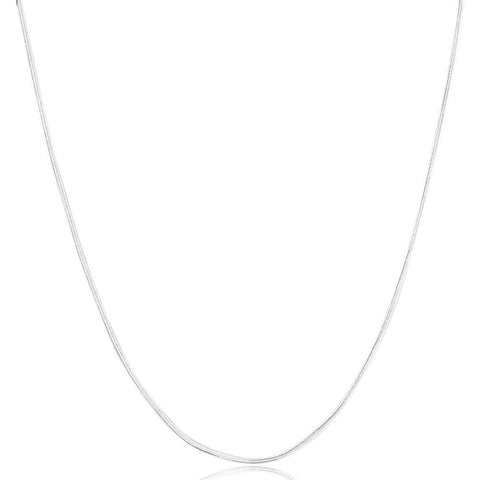 2mm-Sterling-Silver-925-Flat-Snake-Chain-Necklace-for-women-girls-men-boys-1