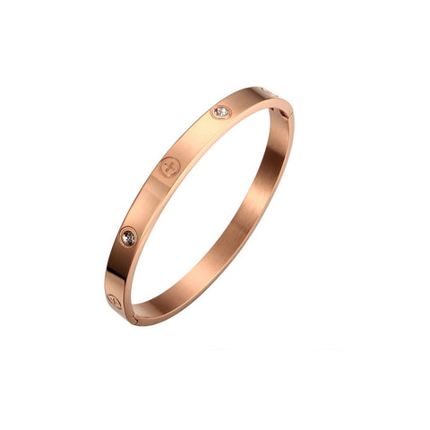 Designer-Inspired-Titanium-Steel-Cross-Love-Bracelet-with-Swarovski-Crystals-Cartier-Inspired-Screw-Bangle-Womens-Girls-Gift-Christmas-Birthday-Valentines-Rose-Gold
