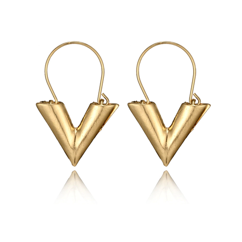 Designer-Inspired-V-LV-Hollow-Dangle-Hoop-Love-Earrings-LV-Louis-Vuitton-Essential-Jewellery-Style-Designer-Inspired-Womens-Girls-Gold-Valentino