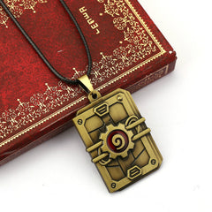 Hearthstone Card Pack Necklace