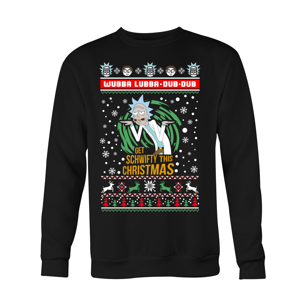 Get Schwifty This Christmas!