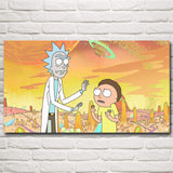 Rick and Morty Posters