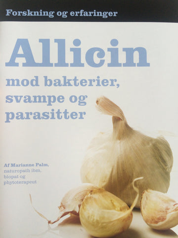 Allicin - et hæfte - Shop Sund