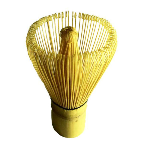 Matcha Ireland Whisk - 100 tine - Traditional Bamboo - Handmade