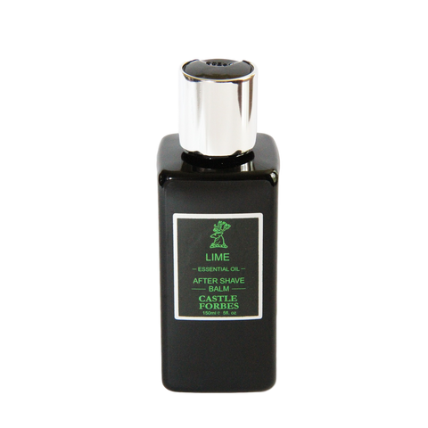 Castle Forbes Lime Essential Oil Aftershave Balm