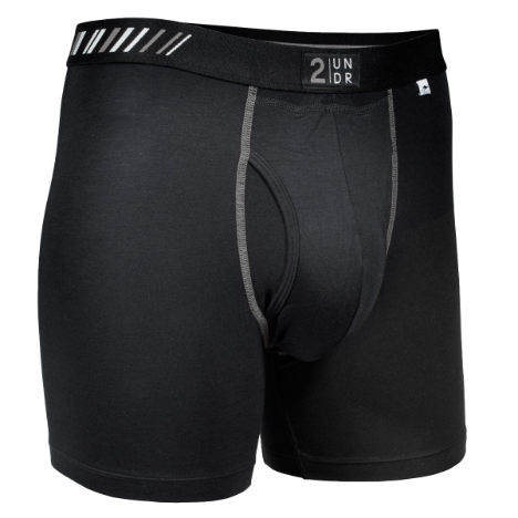 2UNDR Swing Shift Black / Grey