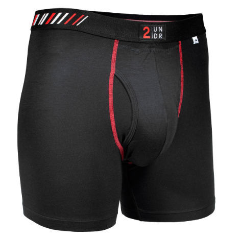 2UNDR Swing Shift Black / Red