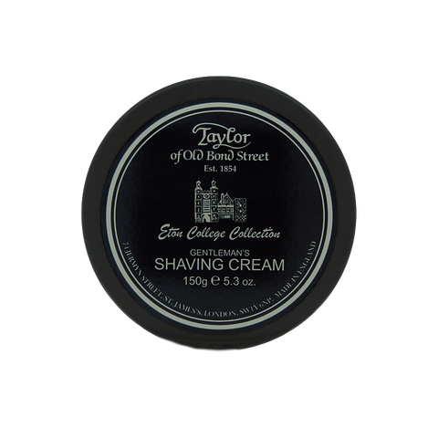 Taylor of Old Bond Street Shaving Cream 150g Bowl - Eton College Collection