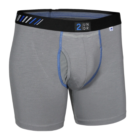 2UNDR Swing Shift Grey / Blue