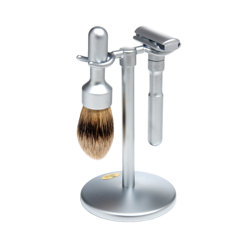 Merkur Futur 3 Piece Shaving Set Matte