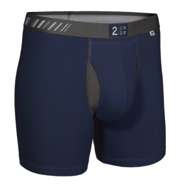 2UNDR Swing Shift Navy / Grey