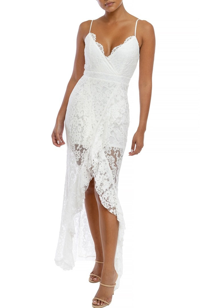 The Rio Lace Gown