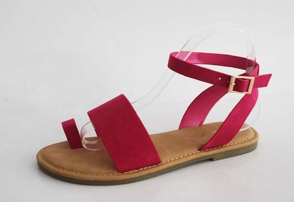 Kika Sandals (Hot Pink) - FINAL SALE