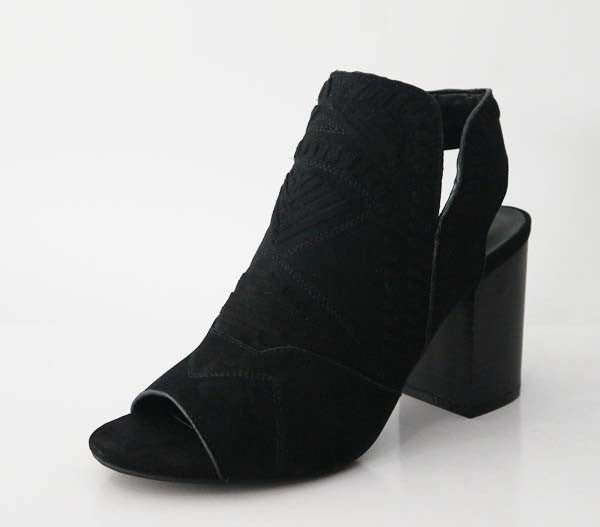 Stella Booties (Black)