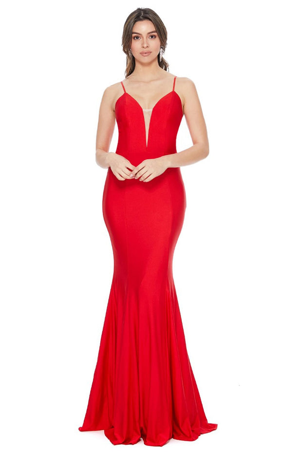 Wild Hearts Romantic Gown (Red)