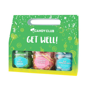 Get Well Treats 3 Pack Candy