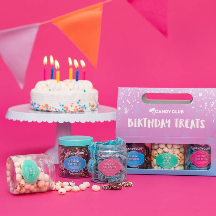 Birthday Treats 3 Pack Candy