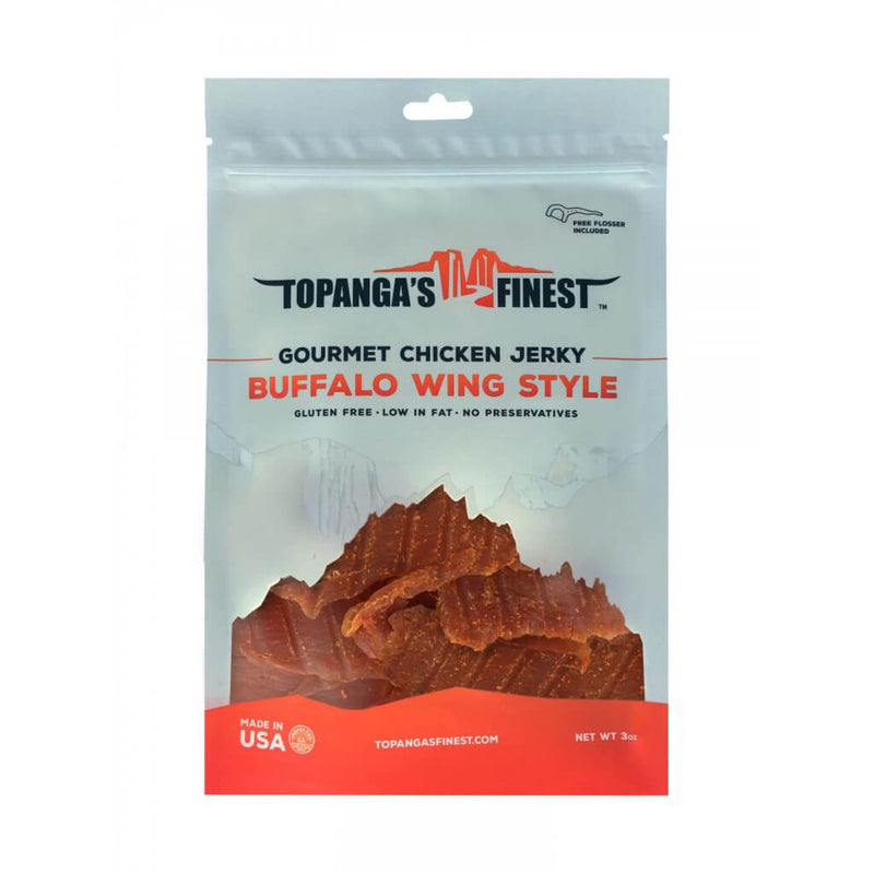 Topangas Finest - Small Gluten Free Buffalo Wing Chicken