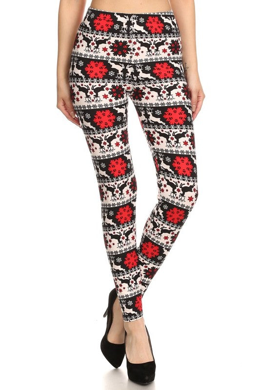Mistletoe Leggings