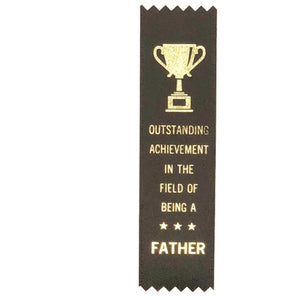 Outstanding Father Ribbon