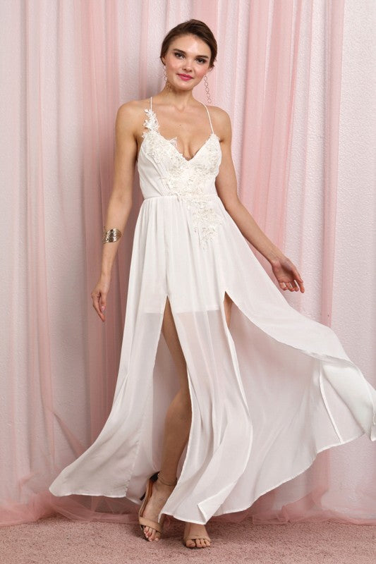 Serendipity Gown (Cream)