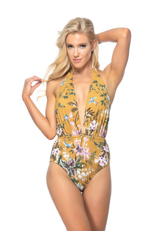 Sunshine One Piece Swimsuit - FINAL SALE