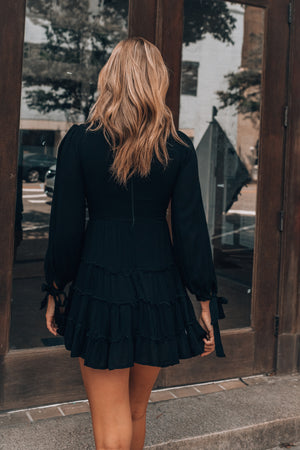 Fiona Tiered Mini Dress