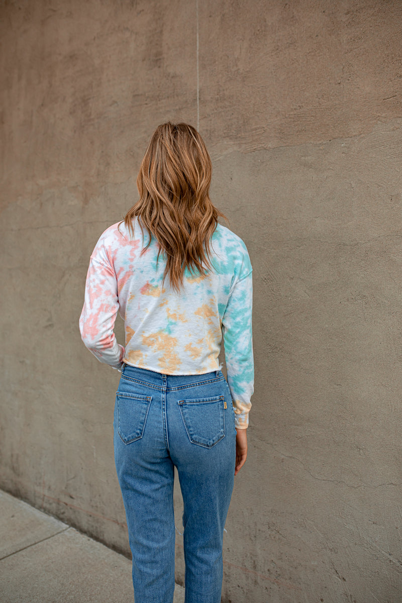 Havana Tie Dye Sweater - FINAL SALE