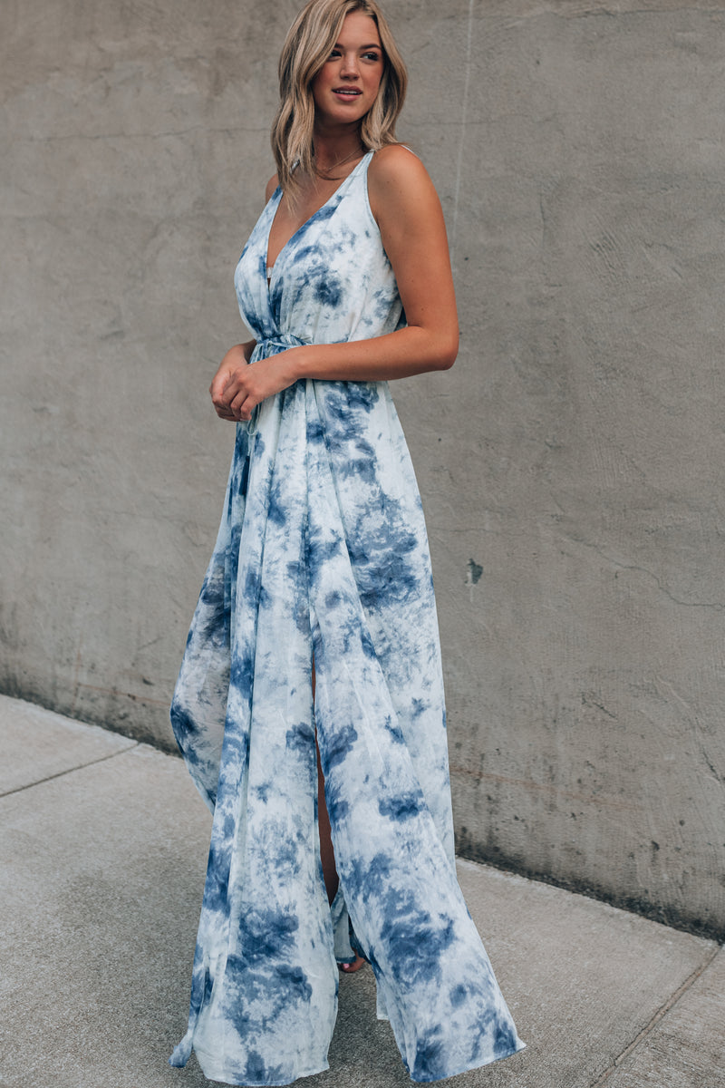 Moonlit Magic Maxi Dress