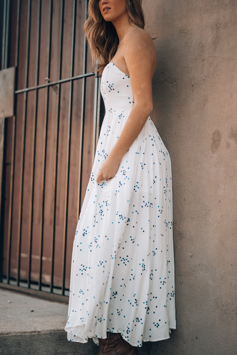 Confetti Party Maxi Dress - FINAL SALE