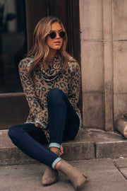 Leo Cowl Neck Sweater
