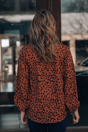 Out In The Wild Blouse