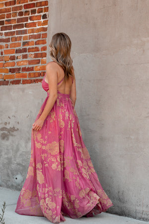 Just Say Yes Maxi Gown