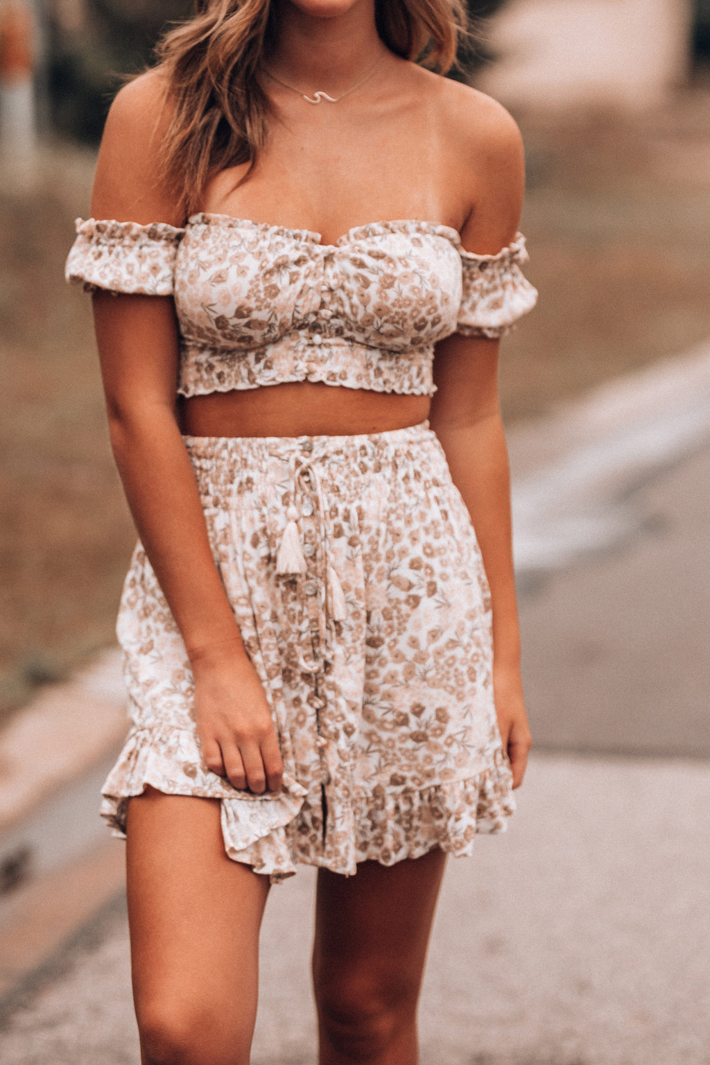 Love By The Moon Skirt