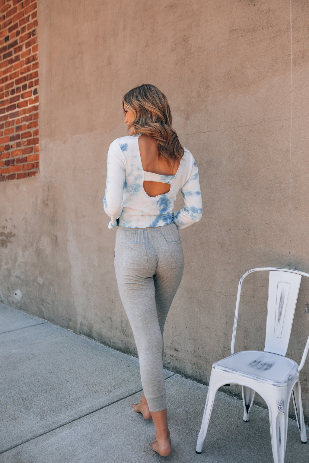 A Crush On Casual Joggers (Heather Grey)