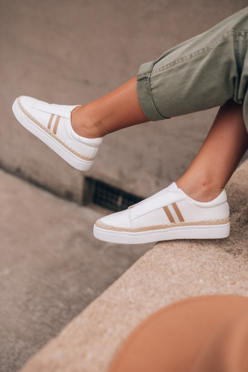Finn Slip On Sneakers - FINAL SALE