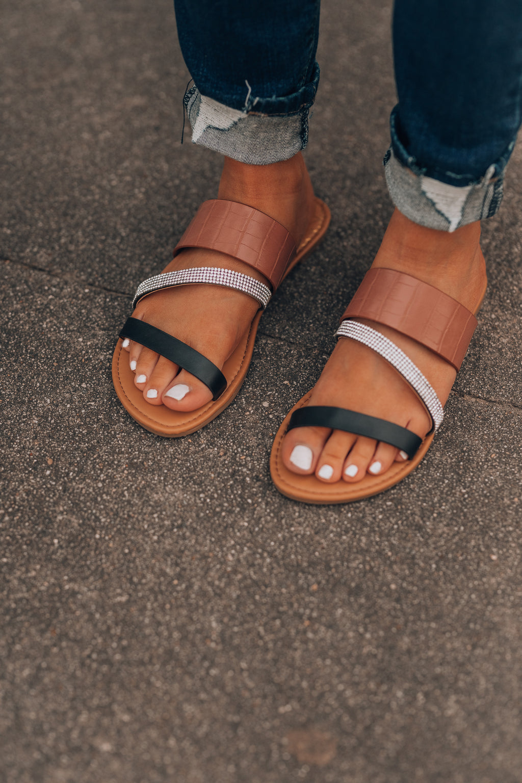 Rhine And Shine Sandals