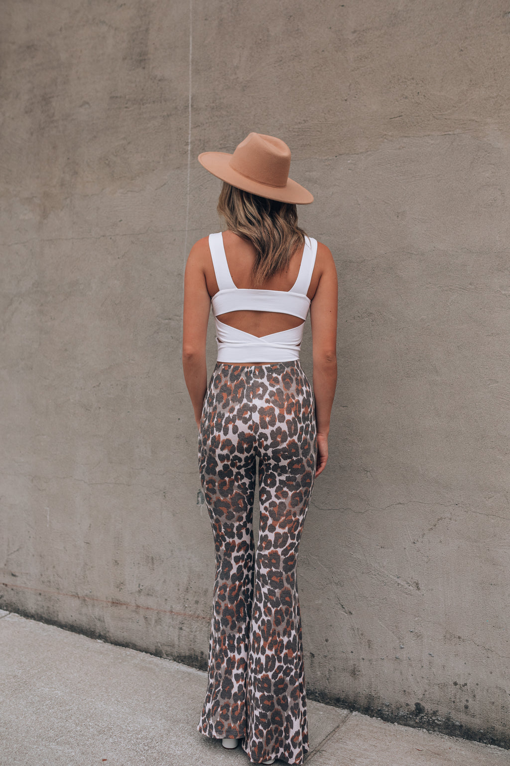 Rock On Leopard Pants - FINAL SALE