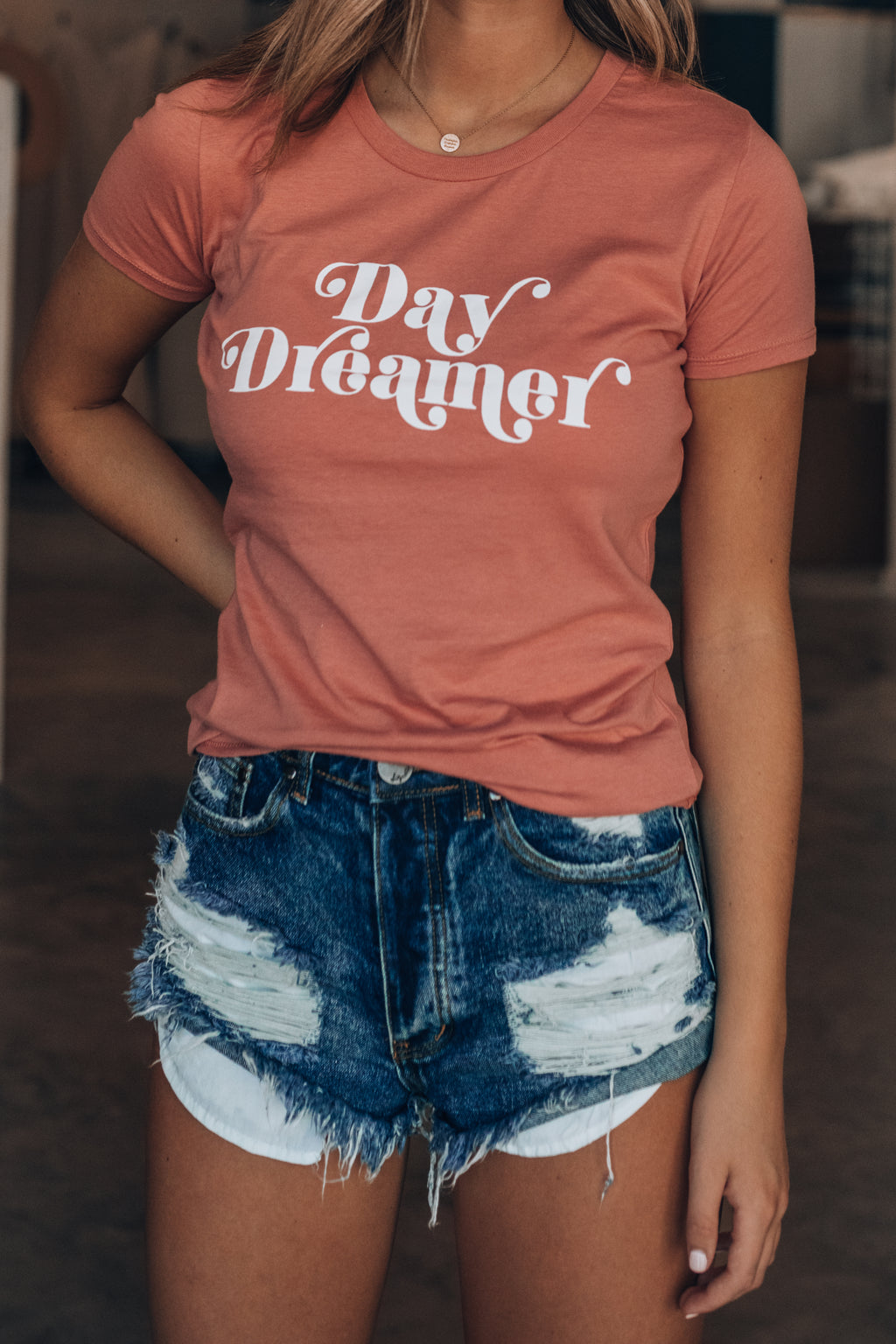 Day Dreamer Tee - FINAL SALE