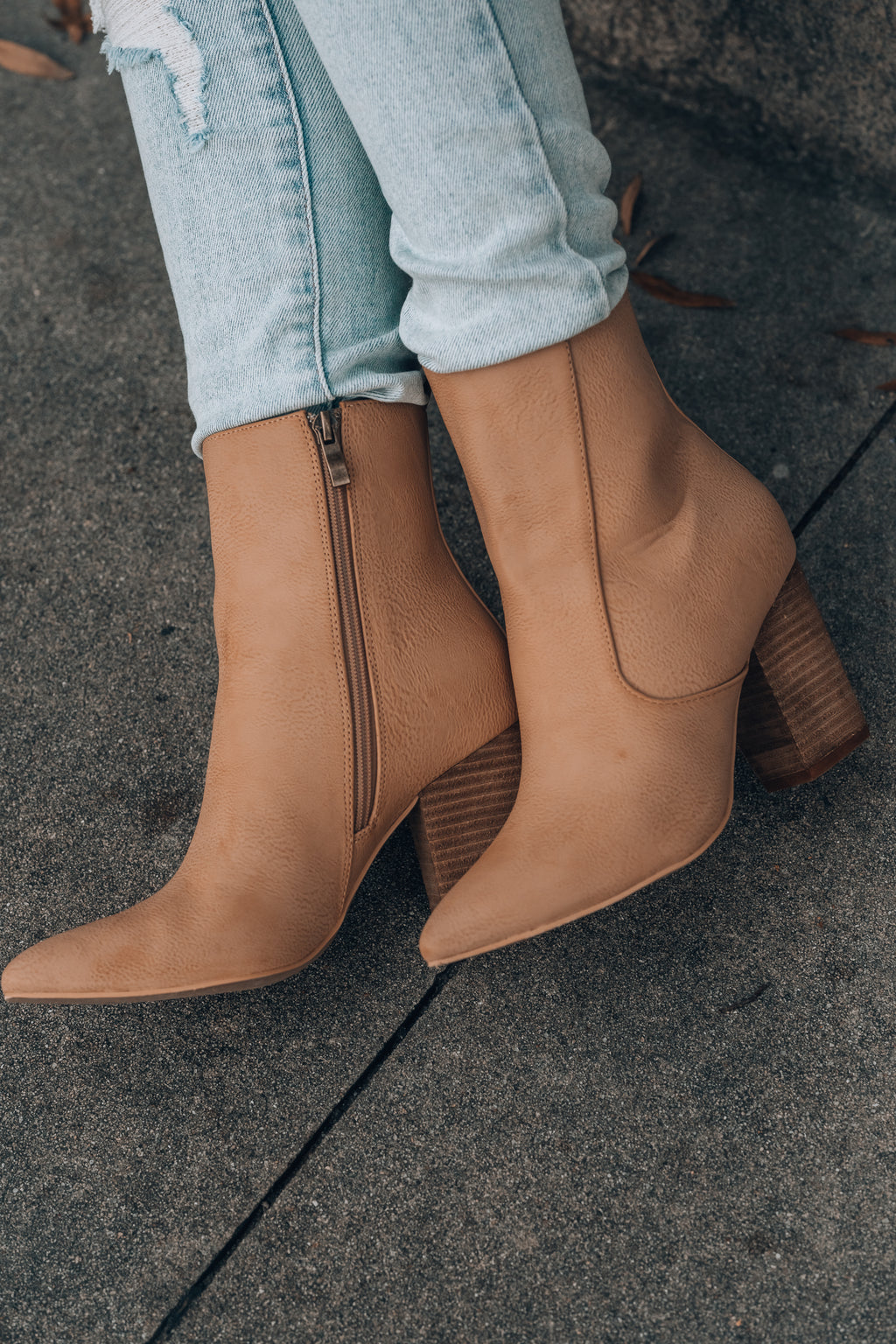 Tory Bootie (Toffee)
