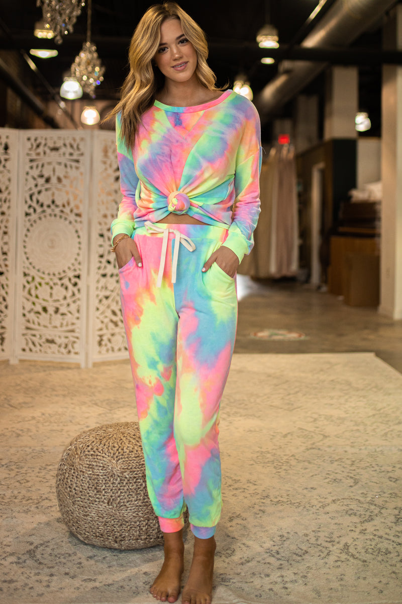Over The Rainbow Sweat Pants