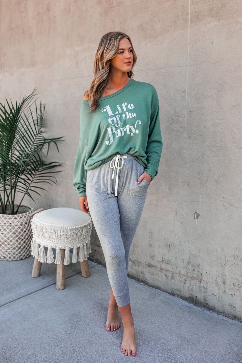 Life Of The Party Sweater