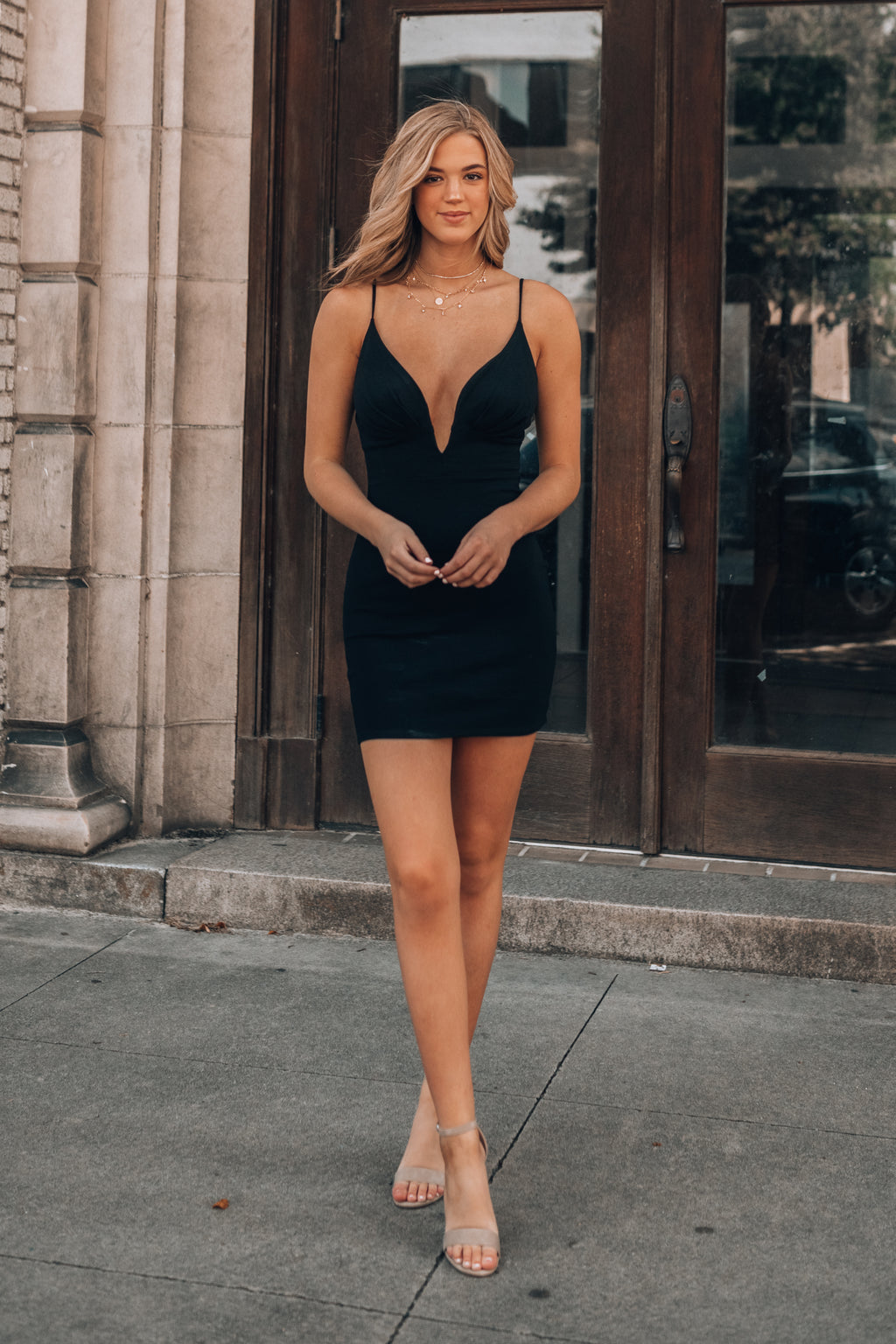 The Kendra Mini Dress