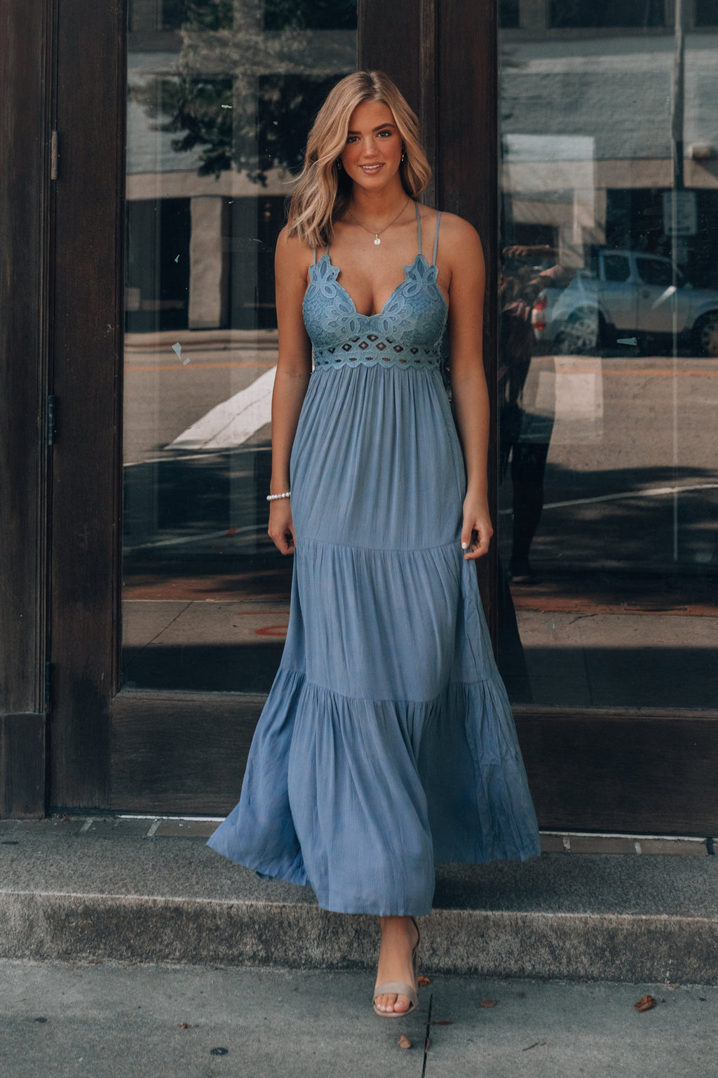 Cold Mountain Maxi Dress