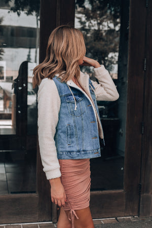 Double Standard Denim Jacket