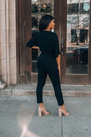 Only The Basics Jumpsuit