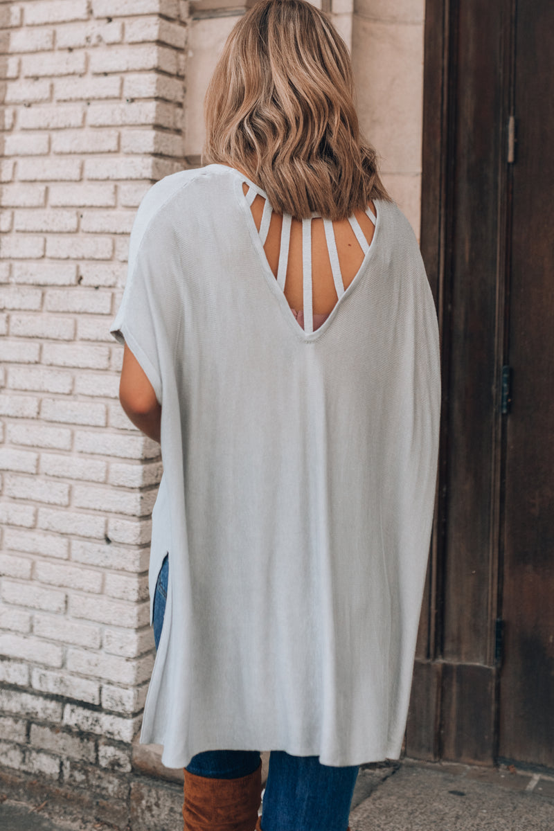 Irene Hi Low Tunic